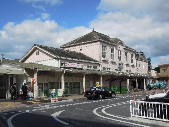12年の旧駅舎