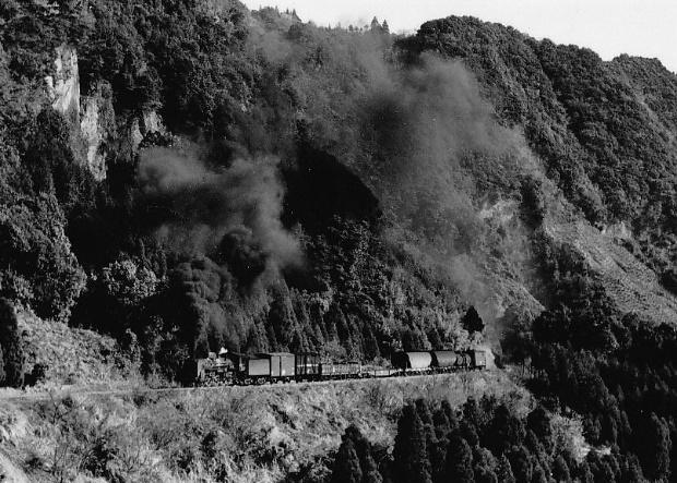 1974年4月霧島越えのシゴナナ