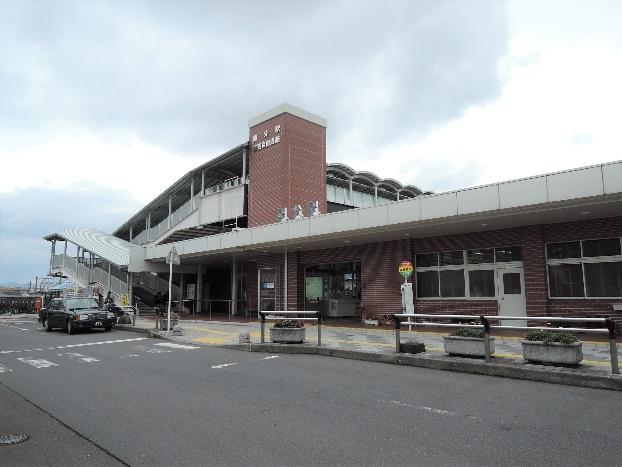 2014年4月国分駅